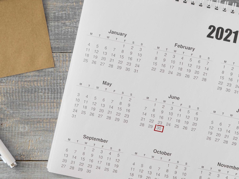 Automatische Verlängerung von Abgabestundungen bis Ende Juni