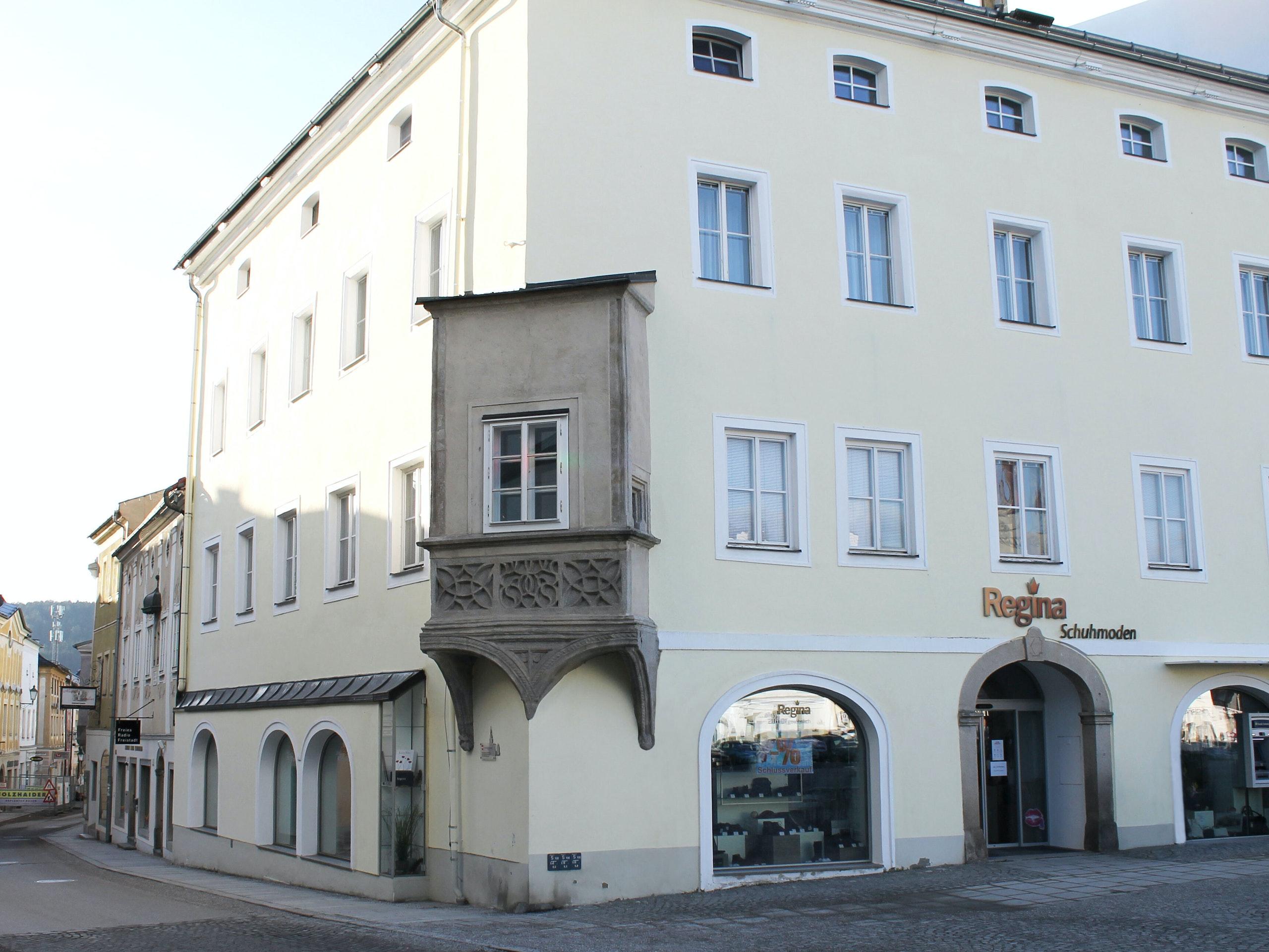 Uniconsult Büro am Hauptplatz von Freistadt