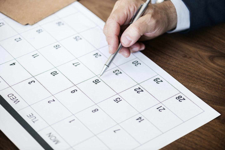 Neue Kündigungsfristen und -termine für Arbeiter