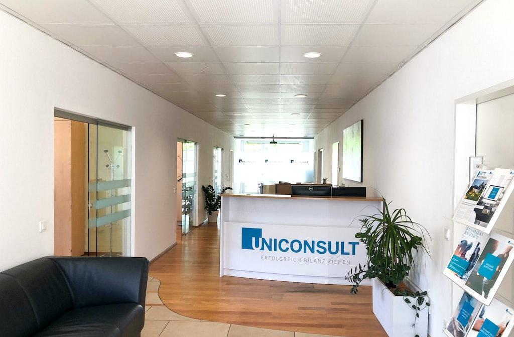 Unser Büro in Uttendorf