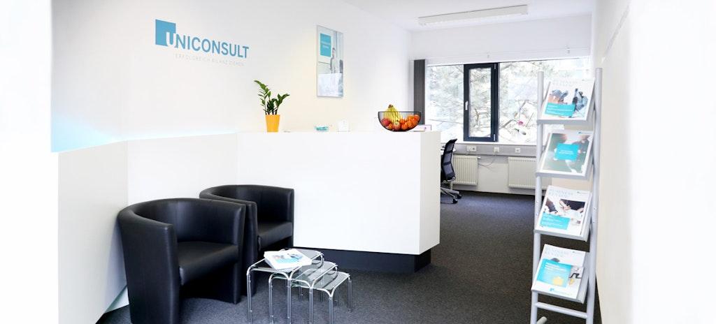 UNICONSULT Büro am Standort Vöcklabruck