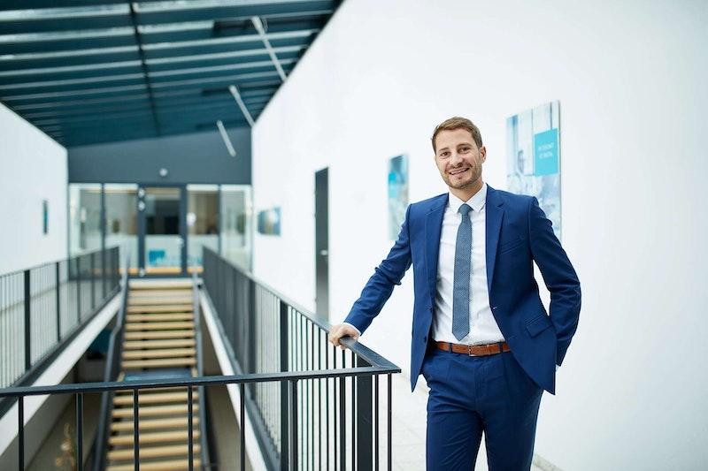 Partner-Portrait Mag. Markus Penco der Uniconsult Steuerberatung in Linz, Peuerbach, Ried im Innkreis