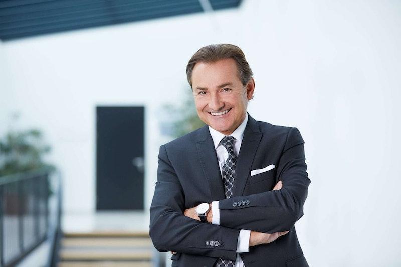 Partner-Portrait Dr. Josef Rumpl der Uniconsult Steuerberatung in Linz, Peuerbach, Ried im Innkreis